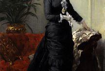 women's portraits 1870s