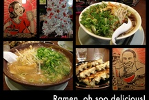 Traditional Japanese Foods! / The traditional food of Japan is based on rice with miso soup and other dishes, each in its own utensil, with an emphasis on seasonal ingredients. The side dishes often consist of fish, pickled vegetables, and vegetables cooked in broth. Fish is common in the traditional cuisine. It is often grilled, but it may also be served raw as sashimi or in sushi. Seafood and vegetables are also deep-fried in a light batter as tempura.