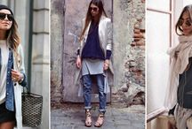Outfit + styling