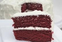 Red Velvet desserts / by Laura Folds
