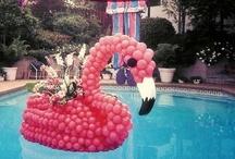 Styling: Flamingos Everywhere