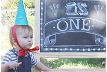 Silas turns 1!