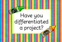 Differentiation & Assessment