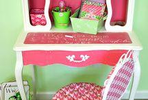 Blythe's room / ideas / by Sara Skenandore Lybbert