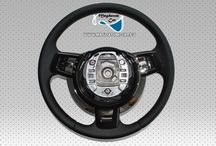 Neu Original Lenkrad Steering Wheel Schwarz Leder + Multifunktion Rolls Royce 3097897AWX-E10 / 66516641