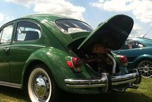 We're at #vagfair in York, PA checkin' this Beetle out from the back! - photo from vw