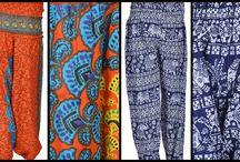 Bohemian Trousers