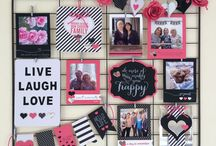 Hello life project stampin up