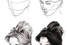 Art/drawing/painting etc.