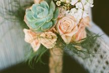 Wed Bouquet ideas / by Victoria Gaccione