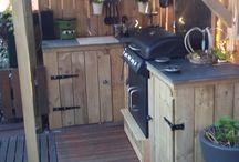 venkovni kuchyně