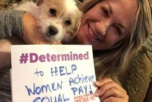 #IAmDetermined / We asked you what you're #determined to do for gender equality fro Giving Tuesday and this is what you told us. Check out some of the amazing things people are doing to make sure every women and girl is strong, safe, powerful, and heard!
