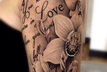 Tattoeage arm
