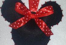 Handmade / Minnie in Feltro