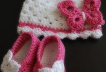 Crochet/ knitting - babies