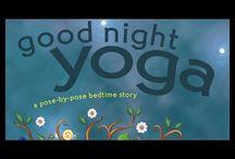 kids night yoga