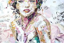 Marilyn / by Dalene Foley