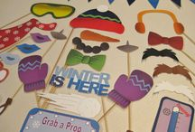 Fun Photo Booth Props / by Cindy Jones