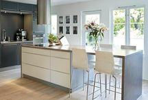 Küchenblock Esstisch