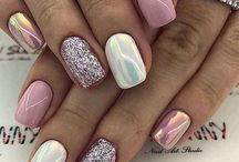 !!!!Wedding nail idea