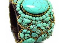 Tantalizing Turquoise / nik nak stuff and fashion's
