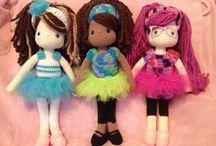 Amigurumi - My Crochet Doll  (and similar)