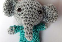 crochet animals / by Gail Terrell