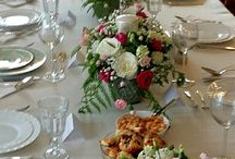 table floral concept