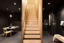 Escadas / Rampas / Referência de Escadas, Rampas, e acessos