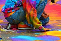 Vida y color / Colores y detalles