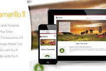 Website x5 Evolution 11 Templates / Website x5 templates for website x5 evolution 11