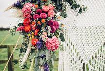 W E D S T I V A L / Boho wedding festival