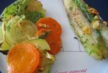 Recetas pescado Fish recipes