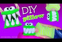 YouTobe pillow diy