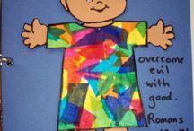 Kids scripture activities