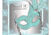 Kristen's sweet 16 party ideas / by Kim Dunman