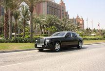 Rolls Royce Black & Silver / Book at http://fleet.limouae.com
