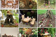 Miniature Gardens for Young & Old / by Pam Rutledge