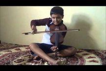 Violin beginner