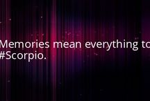 S C O R P I O. ♏