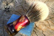 Deadwood Shaving Brushes / Deadwood Custom Shaving Brushes
