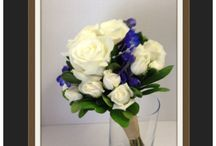 Prom & Formal Flowers / Handheld Bouquets & Boutonnieres to match.