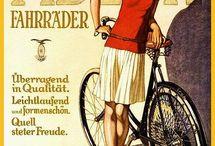 Cartazes Bicicletas