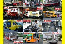 KAROSERI FOOD TRUCK - INDONESIA
