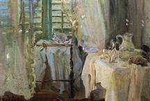Paintings / Hommage aux Artistes  à leurs talents ...