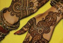 beautiful mehandi