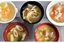 Recipe:おみそしる お味噌汁
