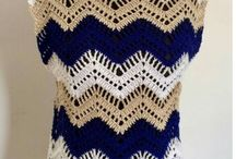 CROCHETED SUMMER JERSEYS