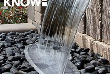 Water Feature Tech Tips / Helpful technical information about water features and water feature equipment for backyard landscape projects.