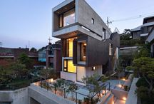 Modern / funkis houses